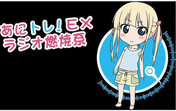 あにトレ!EXラジオ燃焼系 ニコニコあにトレ!EXラジオチャンネルも開設